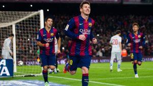 Барселона выебала Спортинг