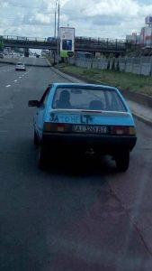 украинский автохлам
